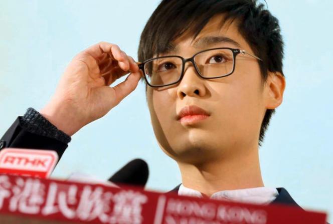 Le jeune militant Chan Ho-Tin vient de créer Hong Kong National Party appelant de ses voeux une