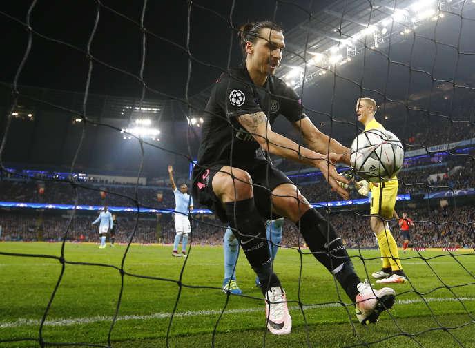 Contrairement aux apparences, Zlatan n'aura pas marqué hier soir à Manchester. Son PSG est éliminé pour la 4e fois consécutive en quart de finale de la Ligue des champions.