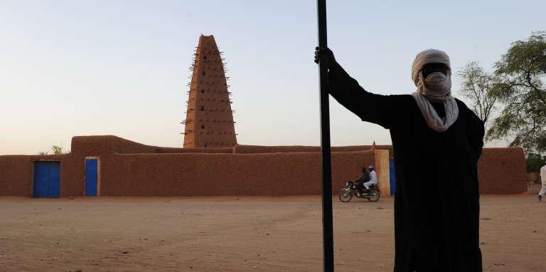 Agadez, au Niger, en 2010.
