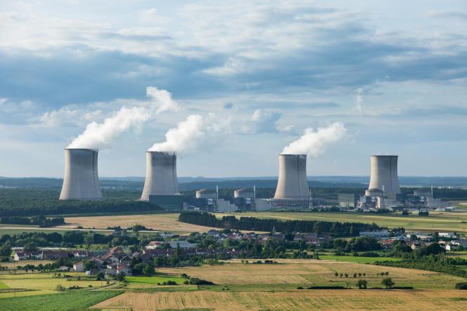 Centrale nucléaire de Cattenon, en Moselle.