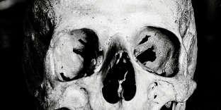 Le crâne de Joseph Haydn.