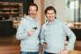 Maximilien Tayental et Valentin Stalf fondateurs de Number26.
