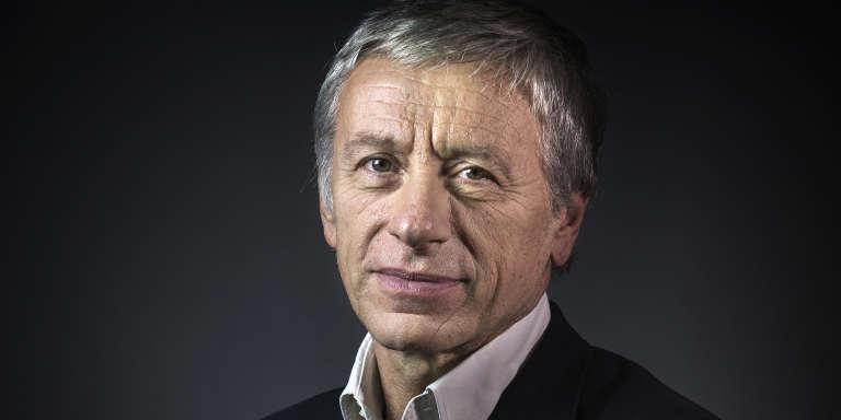 Jean-Christophe Ruffin, ancien conseiller du ministre de la défense, François Léotard, diplomate et écrivain.