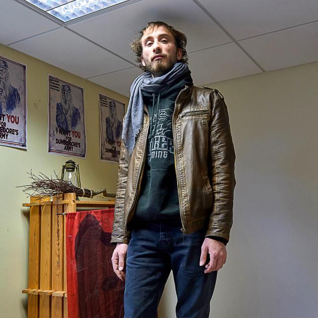 Fabien Caillé.