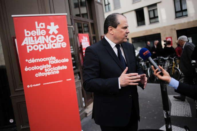 Lancement du mouvement de Jean Christophe Cambadelis :