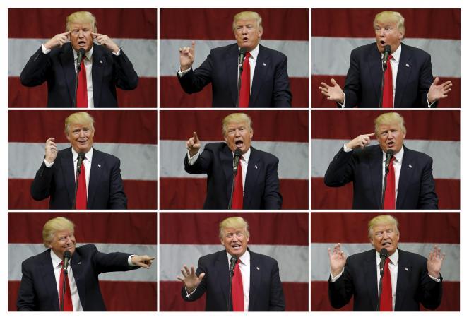«Je suis un nouveau venu dans le système et j'ai remporté les voix de millions d'électeurs, mais le système est truqué. C'est de l'escroquerie», a déclaré lundi Donald Trump à la chaîne Fox News.