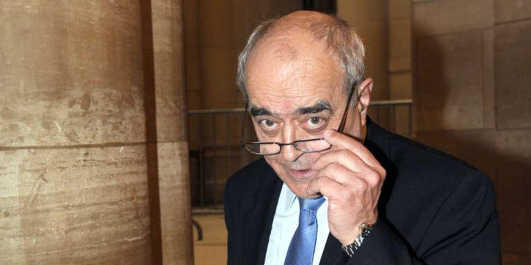Alain Juillet, ancien directeur du renseignement de la DGSE (2002-2003), président de l'Académie de l'intelligence économique.