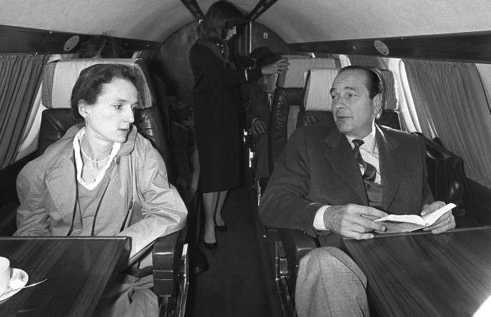 Laurence Chirac La Fille Ainee De Jacques Chirac Est Morte