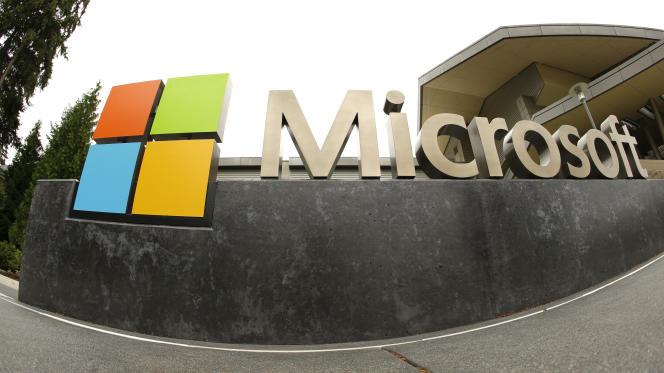 Le siège de Microsoft à Redmond, dans l'état de Washington.