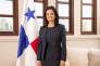 Isabel de Saint Malo de Alvarado, vice-présidente de la République panaméenne et ministre des affaires étrangères