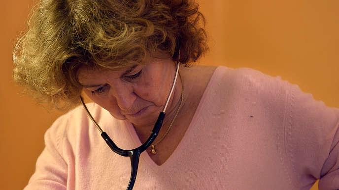 Médecin généraliste, Nicole Bez a pris sa retraite après trente-sept années d'exercice dans le même cabinet lyonnais.