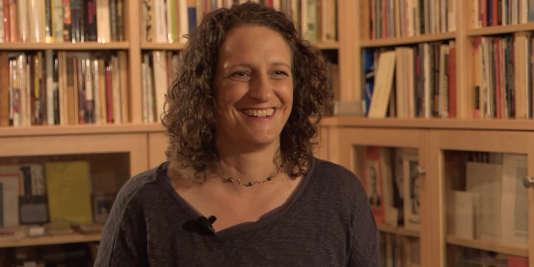 Anne Jamison, professeur de littérature à l'université de l'Utah.
