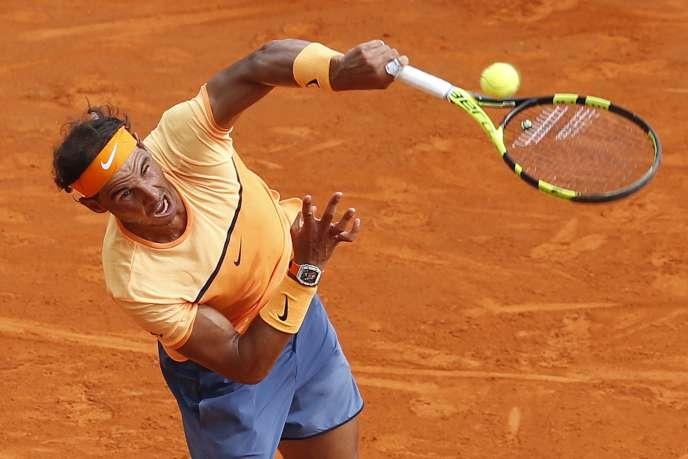 Rafael Nadal, le 17 avril.