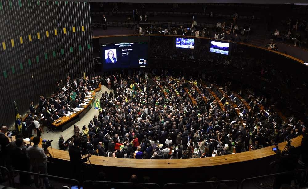 Une session historique se déroulait à la Chambre des députés, dimanche 17 avril.