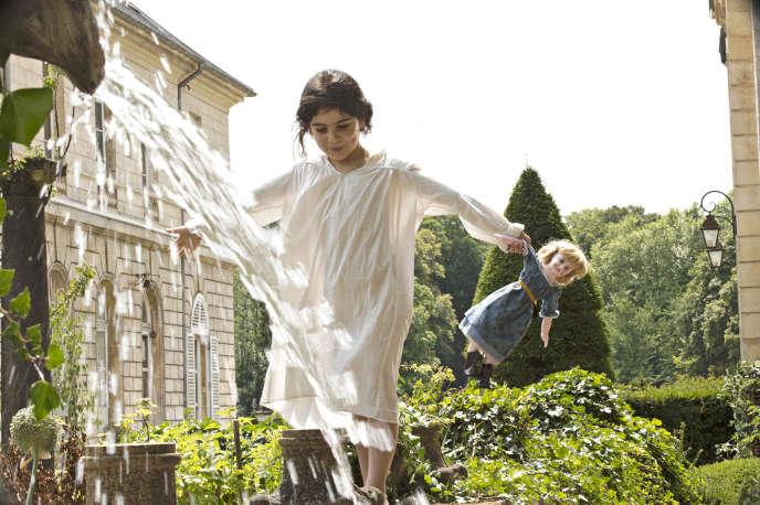 Caroline Grant dans le film français de Christophe Honoré,
