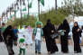 Jour de fête nationale à Riyad, le 23 septembre 2014.