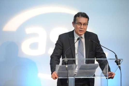 Pierre-Franck Chevet le 29 janvier 2013.