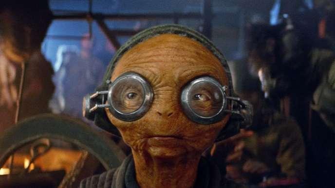 Maz Kanata dans Star Wars VII a été imaginée par J.J. Abrams.