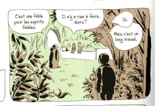 Stupor Mundi, de Néjib, Gallimard