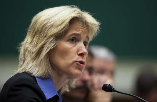 Amy Hess, représentante du FBI chargée des technologies, mardi 19 avril 2016.