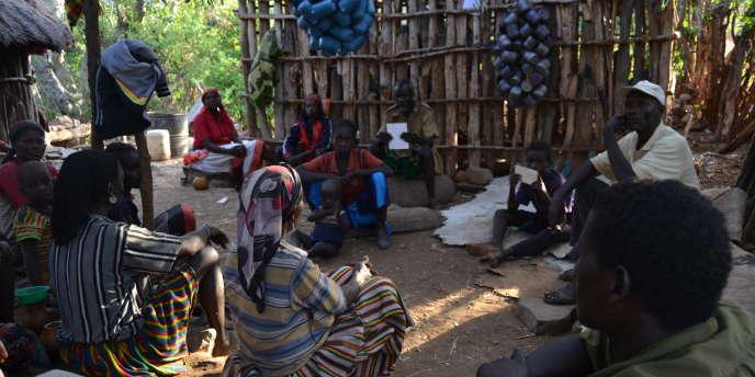 Des paysans du village Debena, en pays konso, dans le sud de l'Ethiopie, se battent pour l'autonomie de leur région.