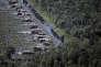 """""""Les engagements des Etats et des entreprises doivent pouvoir faire l'objet d'un dispositif de suivi. Sans cette traçabilité, les engagements de la COP21 risquent bien de rester lettre morte"""" (Photo: exploitation forestière en Indonésie)."""
