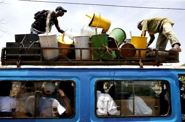 En Gambie, en 2006.