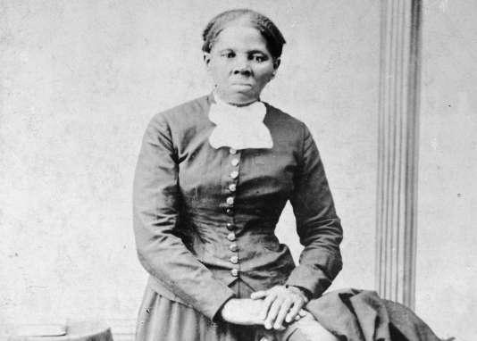 Photographie d'Harriet Tubman, prise entre 1860 et 1875.