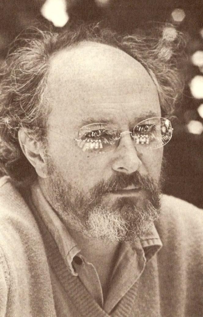 L'écrivain américainDon Carpenter, en 1994.
