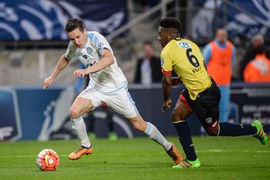 Florian Thauvin a offert aux Marseillais leur place en finale de la Coupe de France.