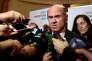 Le ministre espagnol de l'économie, Luis de Guindos, à Madrid, le 12 avril.