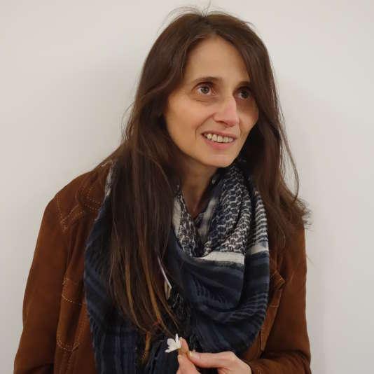 Claire Wendling à la Paris Comics Expo 2016.