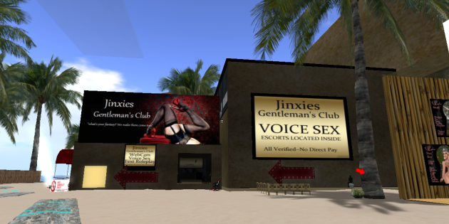 """Le sexe est omniprésent sur """"Second Life"""", qui sert aussi de plateforme pour des services sexuels payants."""