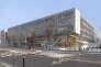 """Le nouveau lycée Paul-Valéry à Paris (12e) sera plus grand et intègrera un internat de 150 lits. """"La troisième étape des travaux, avec la construction d'immeubles de logements, entre les lycée et collège et le complexe sportif""""."""