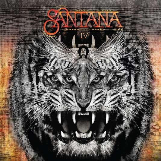 Pochette de l'album « IV», de Santana.