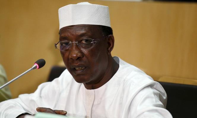 Idriss Déby, le président du Tchad, au pouvoir depuis1990, a été réélu pour un cinquième mandat.