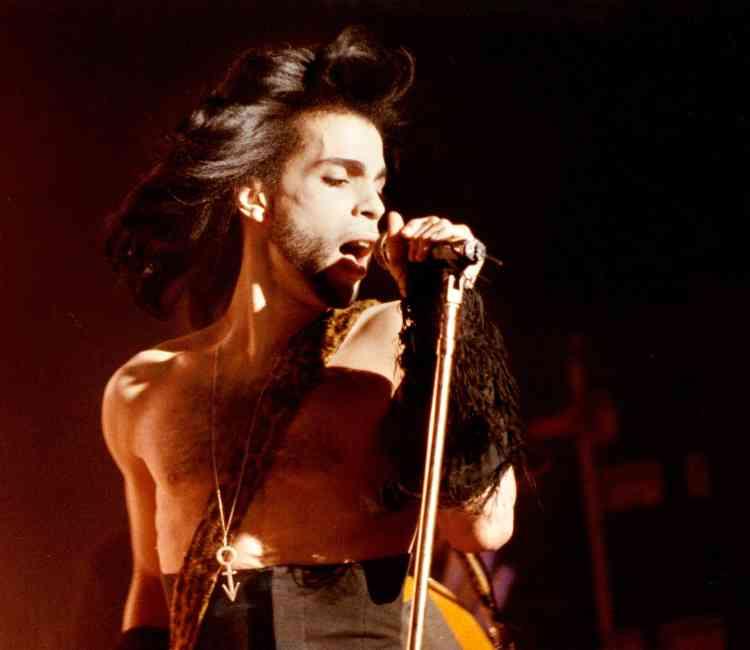 Le 2 mai 1990, Prince apparaît en concert au profit de la famille de son garde du corps Charles Huntsberry, à Minneapolis.