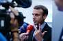 Emmanuel Macron à Paris le 12 avril 2016.