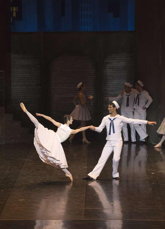 """""""Coppélia"""" (2013), une production chorégraphiée par Charles Jude pour le Ballet de l'Opéra national de Bordeaux."""