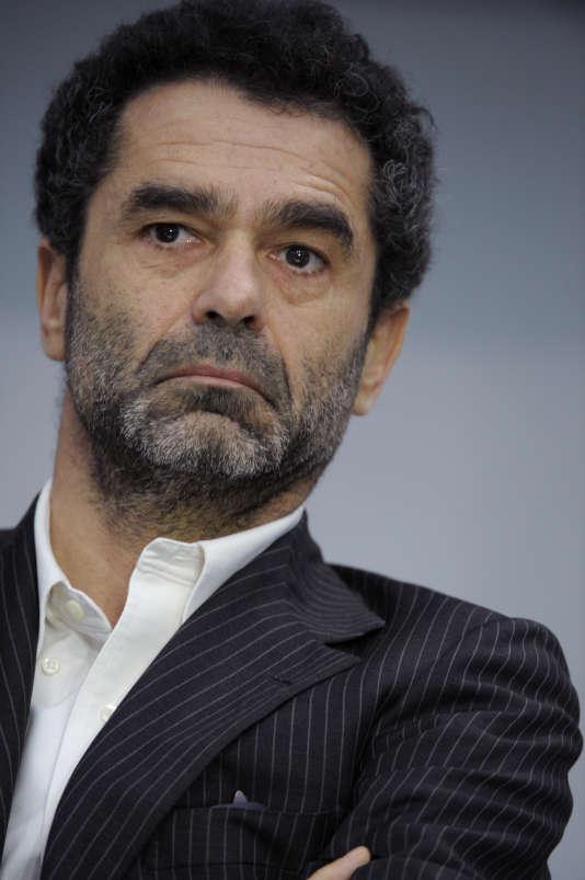 Rodolfo De Benedetti, le 4 decembre 2014.