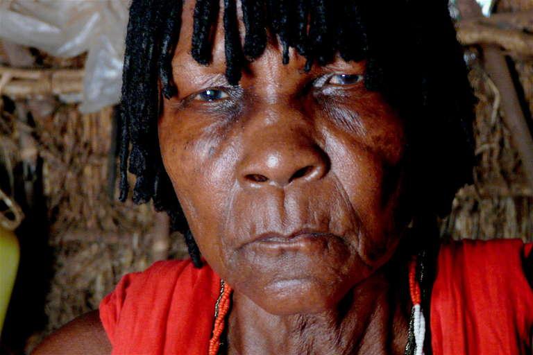 Jumma Koe, à Malindi, sur la côte kényane, en mars.