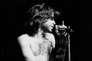 Prince sur scène à Minneapolis, le 1er mai 1990.
