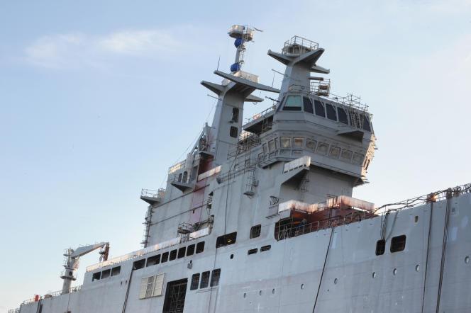 La météo ne semble pas en cause, car les conditions étaient bonnes selon l'état-major de la marine.