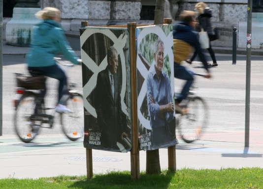 Le candidat écologiste Alexander Van der Bellen est l'un des favoris de la présidentielle en Autriche.