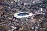 A Rio, le stade olympique Joao-Havelange (Nilton-Santos), où doivent se dérouler les épreuves d'athlétisme en août 2016.