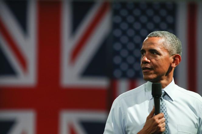 Barack Obama a défendu à plusieurs reprises le maintien du Royaume-Uni dans l'UE tandis que Donald Trump a affirmé début mai que le pays «irait mieux sans» l'UE.