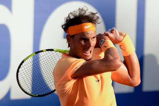 """En plein """"meldoniumgate"""", le nonuple vainqueur de Roland-Garros avait assuré qu'il ne s'était jamais dopé."""