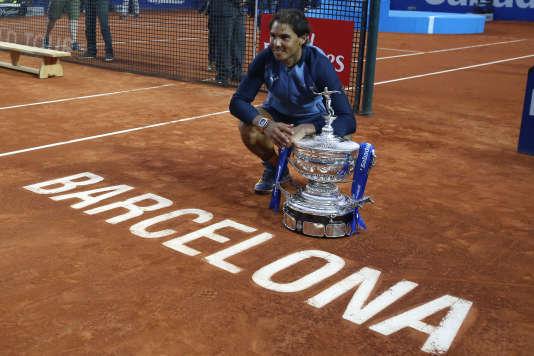 Nafal a remporté pour la neuvième fois le tournoi de Barcelone.