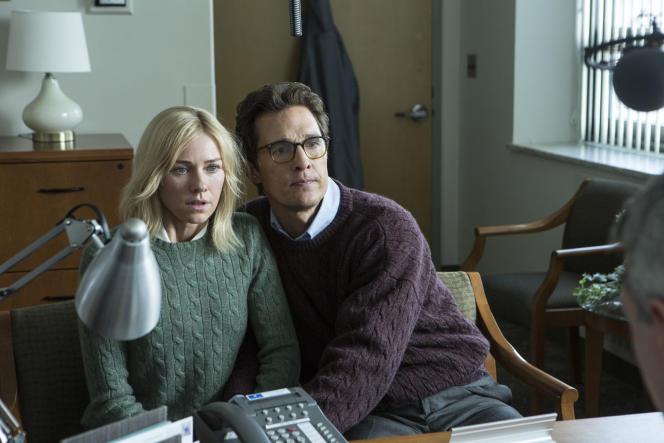 Naomi Watts et Matthew McConaughey dans le film américain de Gus Van Sant,