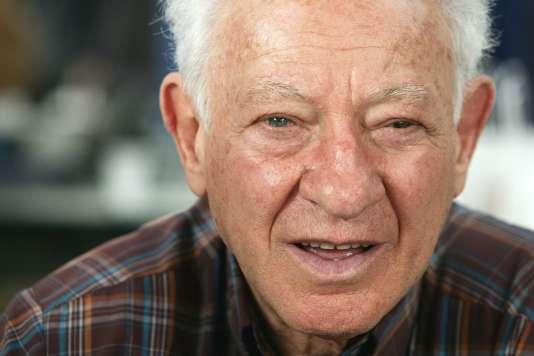 Martin Gray, en 2004.